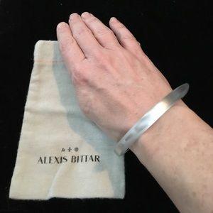 Alexis Bittar Lucite Bangle Bracelet